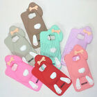 New 3D Cute Rabbit Soft Silicone Back Case Cover for Samsung Galaxy S6 & S7