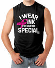 Pink Ribbon For Someone Special Men's SLEEVELESS T-shirt