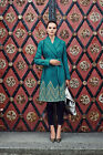 Anthropologie Women's New Stitched Jali Coat Sizes Small