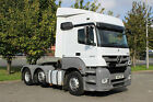 2011 Mercedes Benz 2543 Axor 6x2 Tractor T/unit  Long Distance Cab