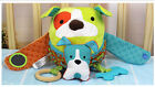 baby soft comfortable owl puppy mom & son activity toy developmental plush toy