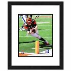 Andy Dalton 2014 Dive for the End Zone Framed Photograph