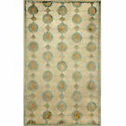 Palermo Arabesque Wool Hand-Knotted Rug