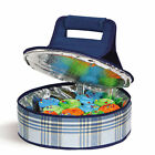 Cake 'N Carry Round Insulated Cake Carrier by Picnic Plus