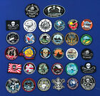 Sea Shepherd Campaign Patches Logo's,