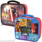 Star Wars Insulated Lunch Bag Lunchbag Episode 7 Retro Mixed