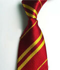 silk suits - Men Classic Silk Jacquard Woven Suits Neck Tie Harry Potter Costume Accessory