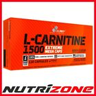 OLIMP L CARNITINE EXTREME 1500 Caps Fat Burner Weigh Loss Slimming Diet Pills