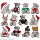 "Me to You Tatty Teddy Christmas Bear Bears 4"" 5"" 7"" 8"" 9"" 10"" 12"" Soft Toy"