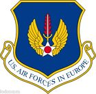 Us Air Forces In Europe   (2 Decals!)  vinyl Stickers Window Decals