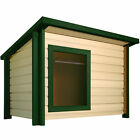 Rustic Lodge Style Dog House