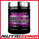SCITEC NUTRITION BCAA XPRESS Essential BCAA Amino Acids Pre Workout 280g/700g