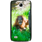 Orangutan Monkey Primates Animal Hard Case For Samsung Galaxy S4 Mini (i9190)