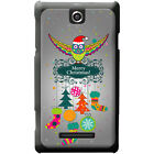 Merry Christmas Christmas Decorations Hard Case For Sony Xperia E