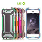 Aluminum Alloy Metal Shockproof Cover Case Skin For Apple iPhone 5S 6 6S Plus