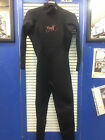 Crystal Ladies Wetsuit Steamer 3/2mm Flatlock