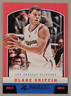 2012-13 PANINI BLACK KNIGHT PARALLEL BLAKE GRIFFIN CLIPPERS /10
