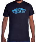 Vans Men's OTW Animal Black Custom Tee Shirt Choose Size