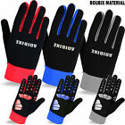 Winter Thermal Cycling Full Fingers Gloves Cycle Silicone Grip Roubiax Material