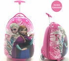 "New Character Design Boys & Girls 18"" Trolley Suitcase backpack Luggage 2 Wheels"