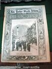 NEW YORKER STAATS BEITUNG: KRIEGS ALBUM 3 April 1915 Softcover WWI Photos RARE!