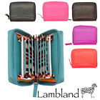 Mens / Ladies Leather Concertina Credit Card / ID / Travel Card Holder / Wallet