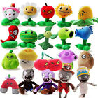 Plants vs Zombies 2 PVZ Figures Plush Baby Staff Toy Stuffed Soft Doll Cute Toys