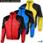 Cycling Jacket Windproof Fleece Thermal Winter Windstopper Long Sleeves MEDIUM