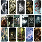 Fantasy Art Flip Case Cover for Apple iPhone - T85