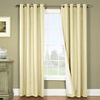 Nantucket Insulated Single Panel Curtain