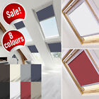ROLLER BLINDS BLACKOUT FOR ALL VELUX ROOF WINDOWS. EASY FIT. NEXT DAY DELIVERY.