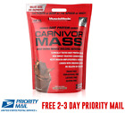 isolate proteins - MUSCLEMEDS CARNIVOR MASS (10 LB) anabolic beef protein isolate gainer powder