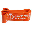 POWER GUIDANCE Latex Resistance Bands for Strength and Weight Training Fitness