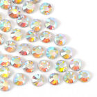 1440x Strass thermocollant cristal 3mm / 4mm pour scrapbooking perles