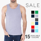 premium tanks - Next Level Premium Tank Top 3633 Men's Cotton Jersey Basic Plain Athletic Tank