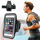 For iPhone Samsung Sports Gym Universal Armband Running Phone Case Cover Holder