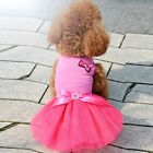 1 PC Cute Christmas Gift Pet Puppy Cat Dog Coat Costume Outfit Clothes Apparel