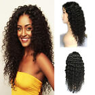 Brazilian Lace Front Wig Human Hair Wigs Wig Curly Wave 150% density 3 color