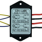 Dual SPST-NO 10Amp Power Relay Module, Support AC/DC Control Signal.
