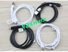6ft or 3ft Micro USB Data Sync Charge V8 Cable Cord Color White Black