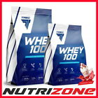 Trec Nutrition Whey 100 Pure Protein Muscle Mass Gainer 600g - 2270g BEST PRICE