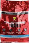 BSN TRUE MASS 1200 - Weight Mass Gainer Protein Powder 10 lb bag *All Flavors*