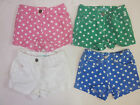 Girls MINI BODEN shorts spot summer baby 2 3 4 5 6 7 8 9 10 11 12 years NEW