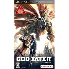 Used PSP God Eater Japan Import