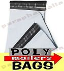 Poly Mailers Shipping Envelopes Self Sealing Plastic Mailing Bags 2M Choose Size