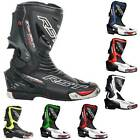 RST Tractech Evo CE Sports Track Motorcycle Bike Boots   All Sizes & Colours