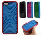 Retro Maze Game 3D New Hard Case Cover TPU Bumper Back For Apple iPhone 5 5s 5c