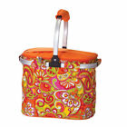 Picnic Plus Shelby Collapsible Thermal Foil Insulated Cooler Tote