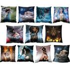 NEW ANNE STOKES ALY FELL GOTHIC FANTASY HEAT TRANSFER CUSHION PILLOW BEDDING