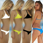 Womens Sexy Push-up Padded Bra Bandage Bikini Set Swimsuit Bathing Suit Swimwear